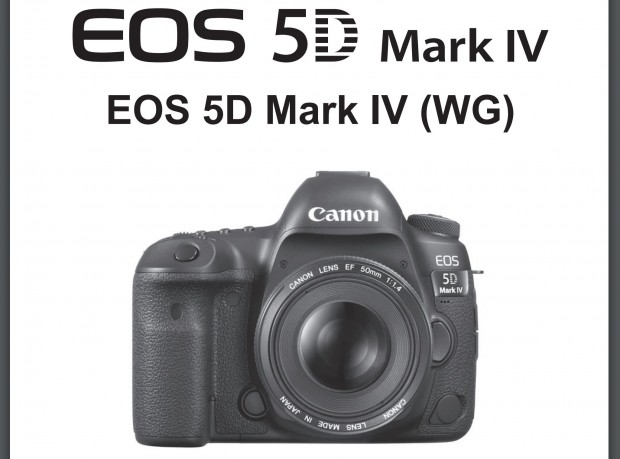 5d mark iv user manual
