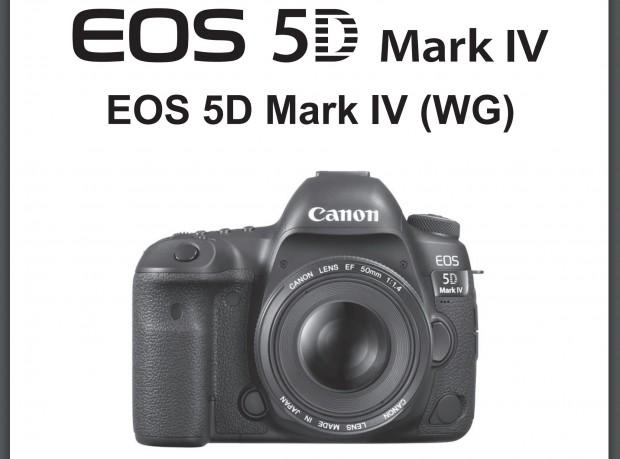 5d mark iv user manual