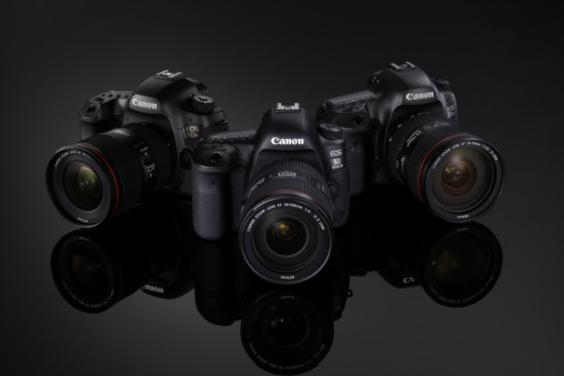 canon 5d series