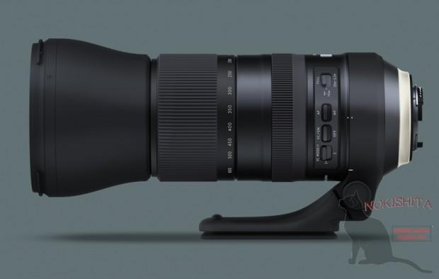tamron sp 150-600 g2 lens