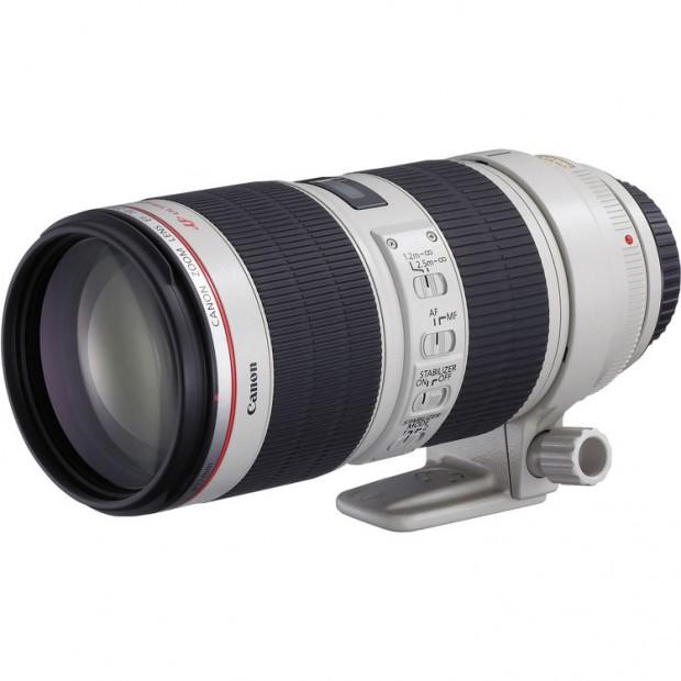 ef 70-200mm f 2.8 l is ii usm lens