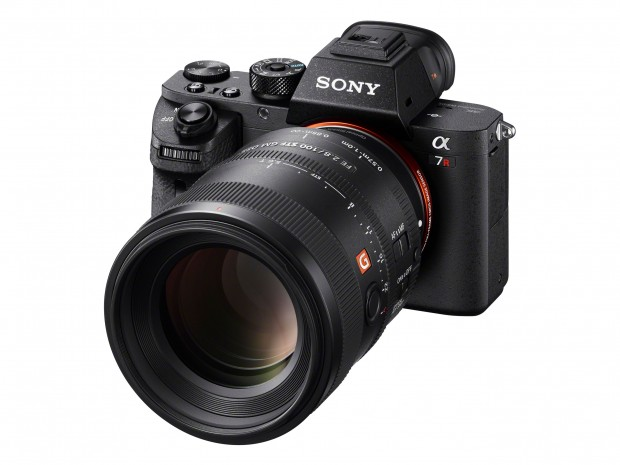 Sony FE 100mm f 2.8 gm oss lens