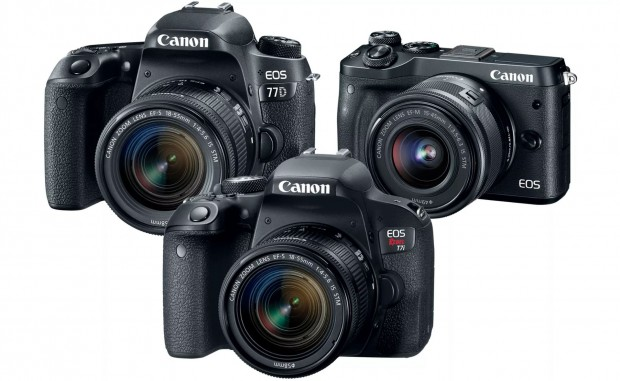 canon 77d t7i m6