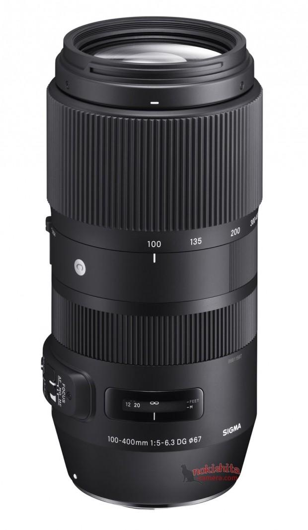 sigma 100-400mm f 5 6.3 dg os hsm c lens
