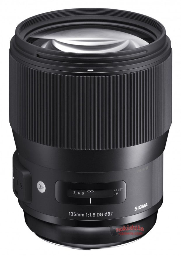 sigma 135mm f 1.8 dg hsm art lens 1