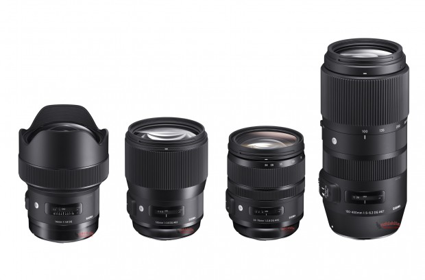 sigma-14-135-1.8-24-70-100-400-lenses