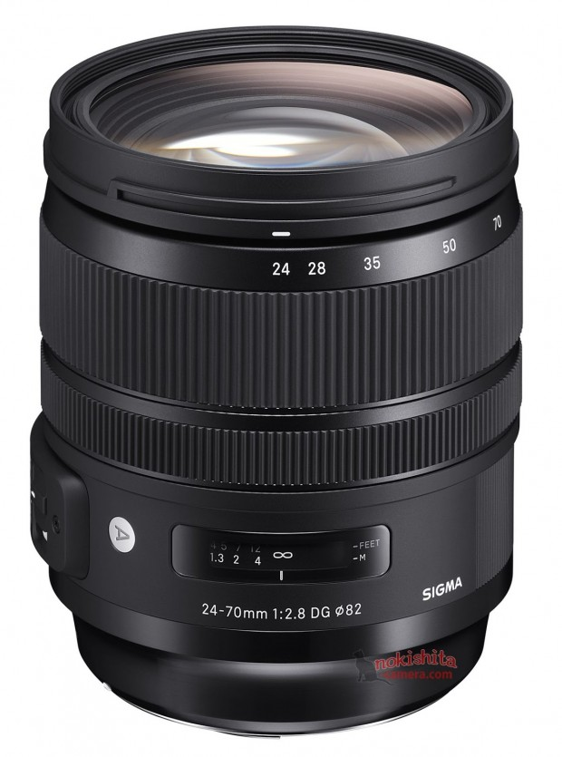 sigma 24-70mm f 2.8 dg os hsm art lens 1