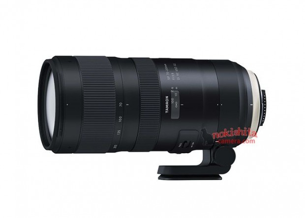 tamron sp g2 70-200mm f 2.8 lens