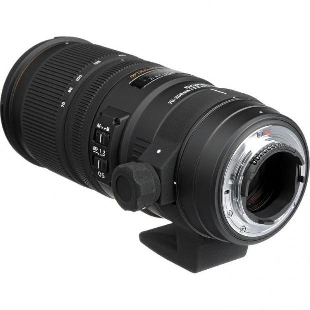 sigma 70-200mm f 2.8 lens