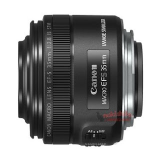 EF-S 35mm f 2.8 Macro is stm lens