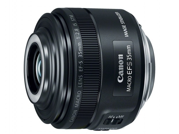 canon ef-s 35mm f 2.8 macro is stm lens
