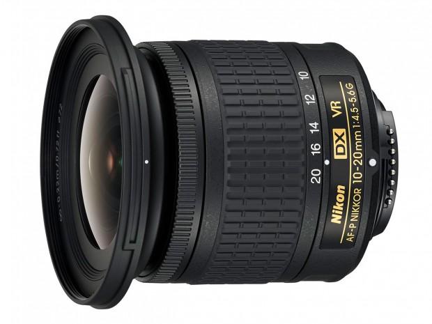 af-p dx nikkor 10-20mm f 4.5 5.6g vr lens