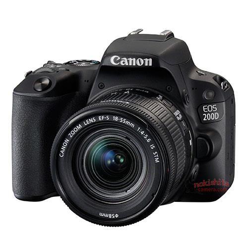 Canon EOS REBEL SL2 1