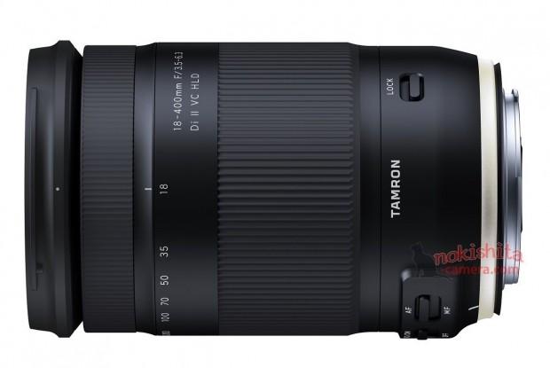 tamron 18-400mm lens