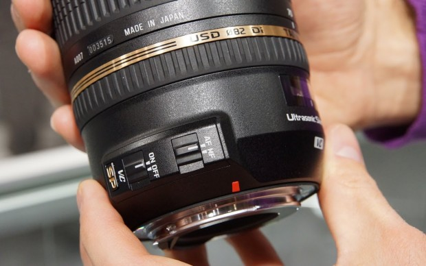 tamron sp 24-70mm f 2.8 di vc usd lens