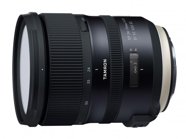 tamron sp 24-70mm f 2.8 g2 lens