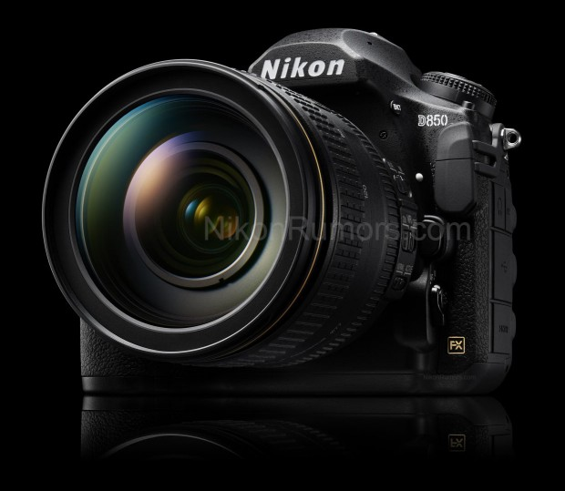 Nikon-D850 leaked
