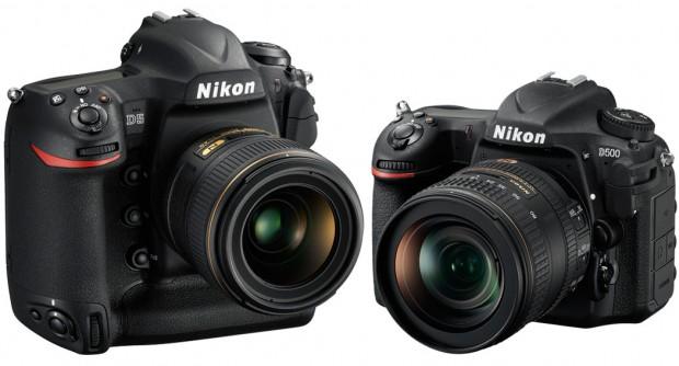Nikon-d5-d500