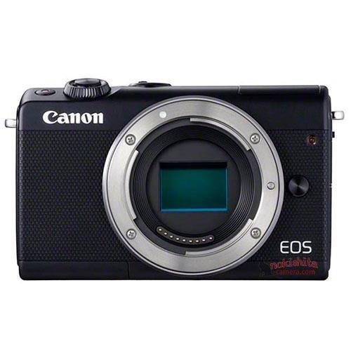Canon EOS M100 images
