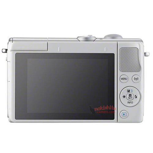 Canon EOS M100 images5