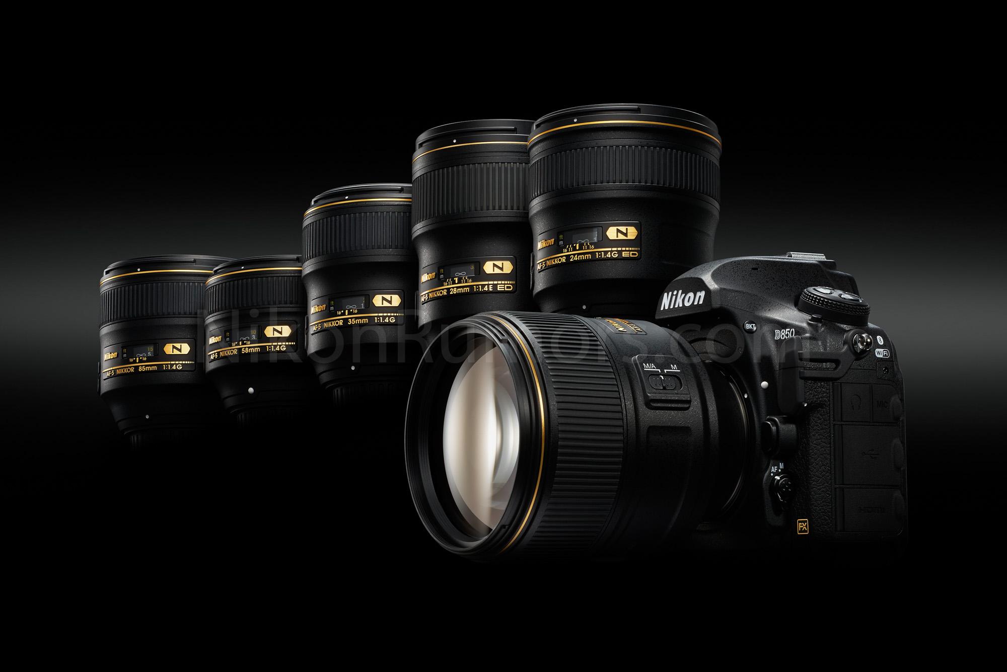 Nikon D850 Leaked Press Photos, Press Release, Sample Images