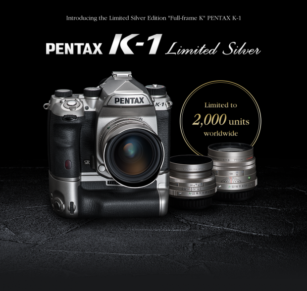 Pentax-K-1-silver-limited-edition-DSLR-camera