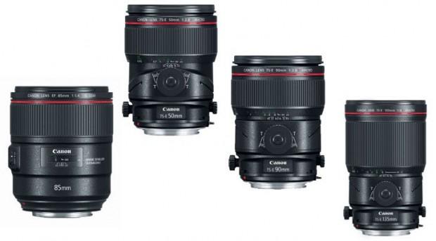 canon new lenses