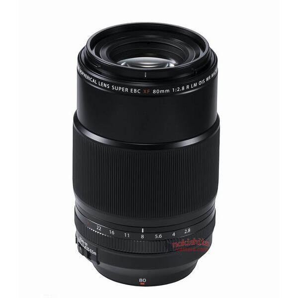 fujifilm xf 80mm f 2.8 r lm osi wr lens