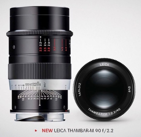 Leica-THAMBAR-M-90mm-f2.2-lens