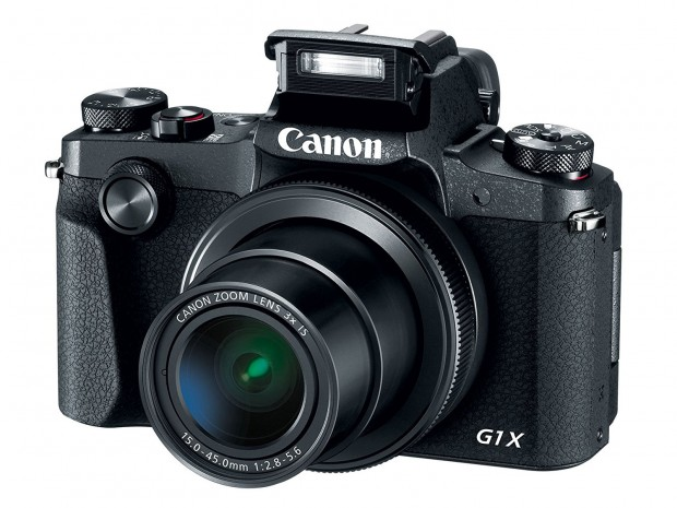 Canon Officially Announced PowerShot G1 X Mark III APS-C Compact Camera for $1,299 !