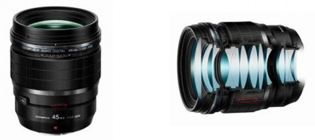 Leaked Images, Price of Olympus 45mm f/1.2 Pro & 17mm f/1.2 Pro Lenses