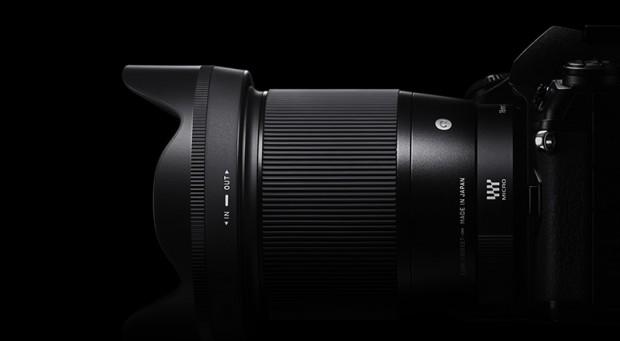 sigma 16mm f 1.4 dc dn lens