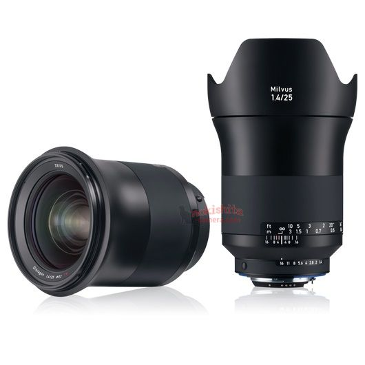 zeiss milvus 25mm f 1.4 lens