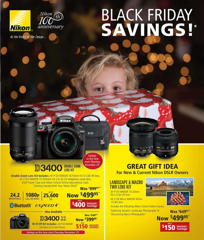 nikon camera black friday deals uk