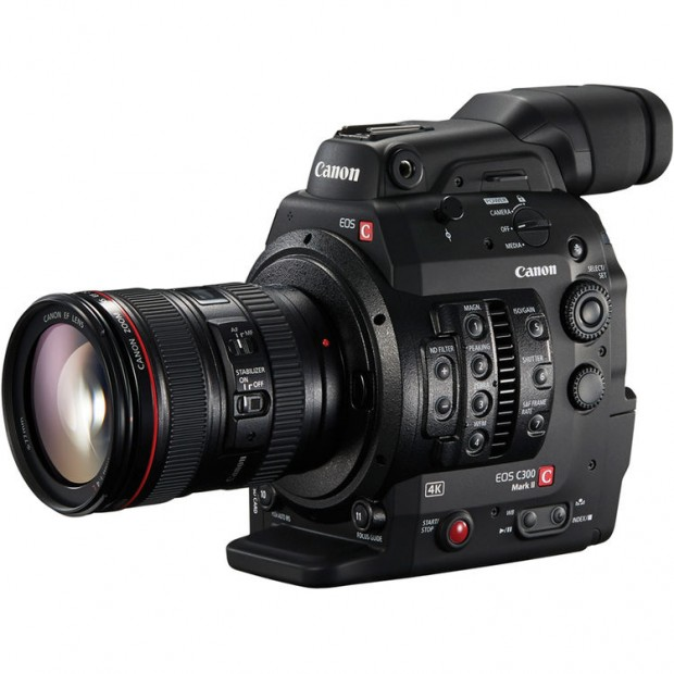 Canon C300 Mark III & XC15 Successor Coming in Early 2018