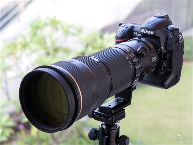 Nikon AF-S NIKKOR 200-400mm f/4G ED VR II Lens