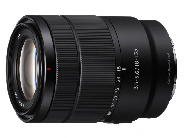 sony e 18-135mm f 3.5-5.6 oss lens