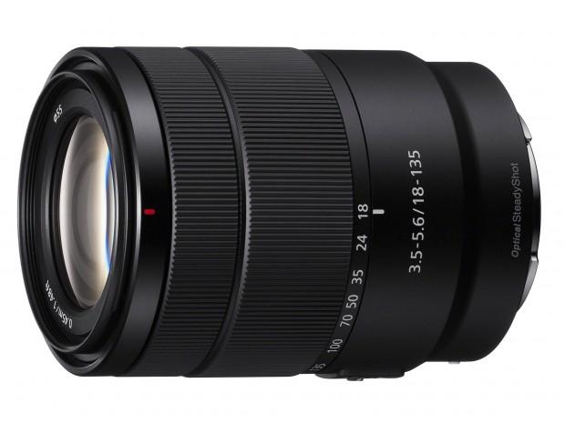 sony e 18-135mm f 3.5-5.6 oss lens