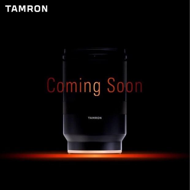 Tamron new lens
