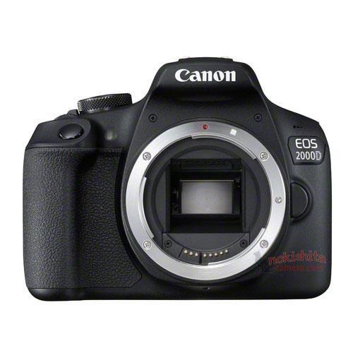 canon eos 2000d 1