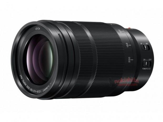 panasonic leica 50-200mm lens