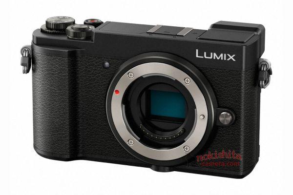 Panasonic Lumix GX9 & TZ200 Leaked Images