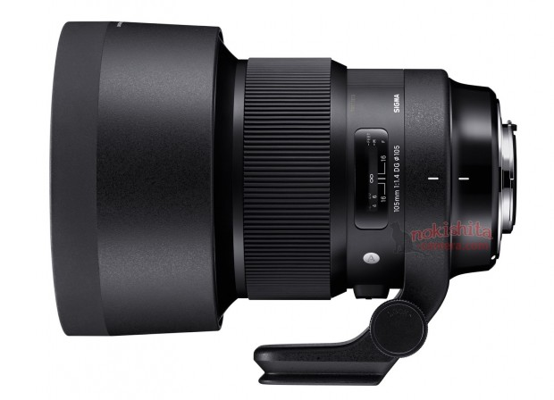 sigma 105mm f 1.4 dg hsm art lens sony fe