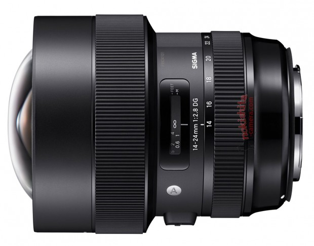 First Images of Upcoming Sigma 14-24mm f/2.8 DG HSM Art Lens