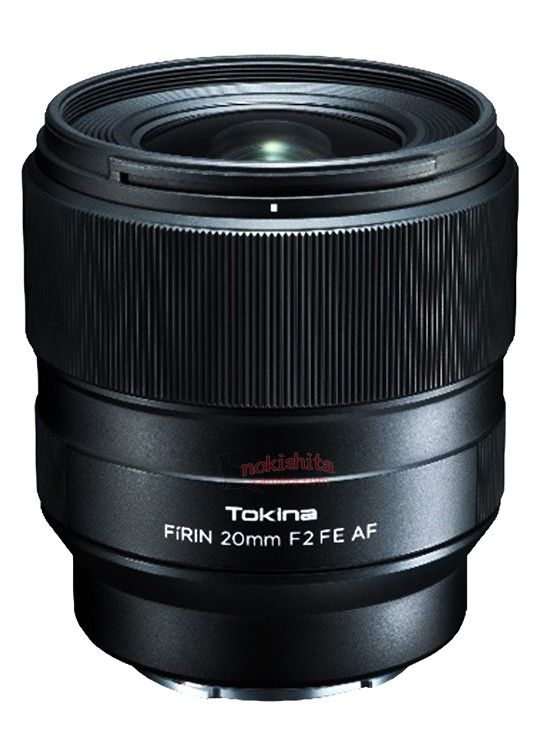 tokina_firin 20mm f2 fe af lens