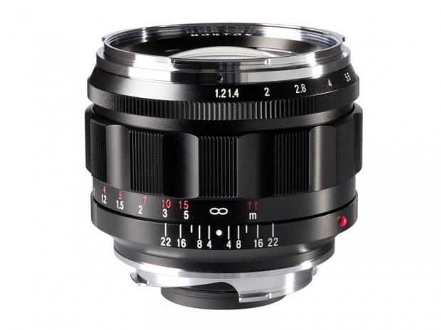 NOKTON 50 mm F 1.2 Aspherical VM