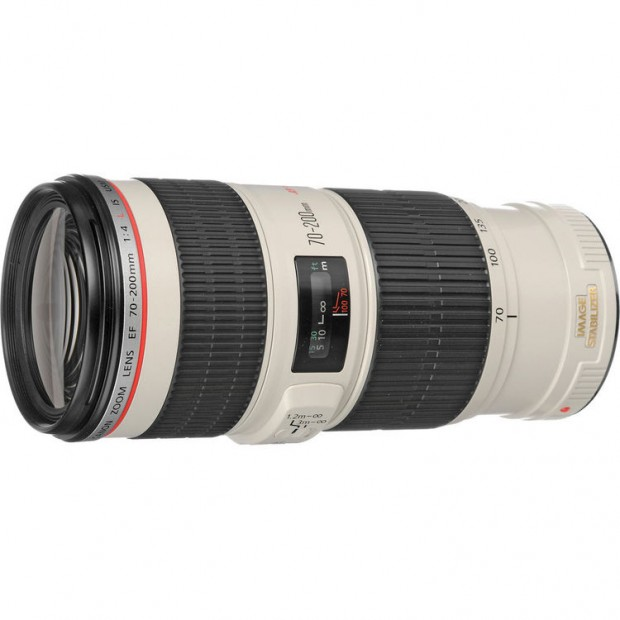 canon ef 70-200mm f4l is usm lens