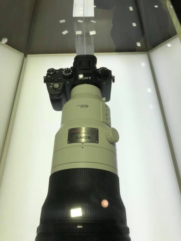 sony fe 400mm f 2.8 gm oss lens 2