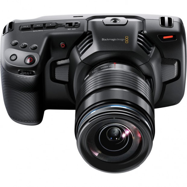 Blackmagic Design Pocket Cinema Camera 4K Announced, Price $1,295 !