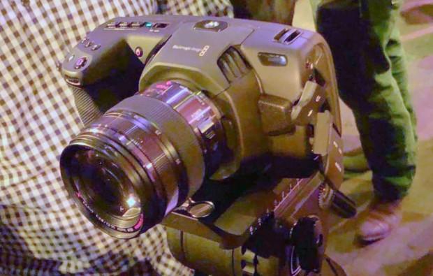 Blackmagic Pocket Cinema Camera 4K Leaked Images